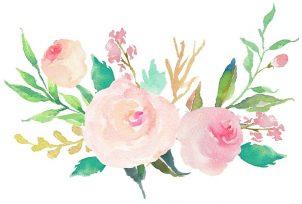 fleurs bas